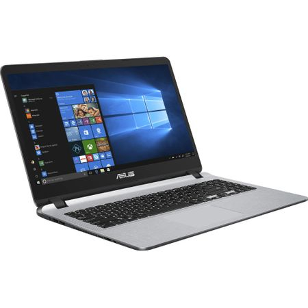 "Laptop ASUS X507UA-EJ782R cu procesor Intel® Core™ i5-8250U pana la 3.40 GHz, Kaby Lake R, 15.6"", Full HD, 8GB, 256GB SSD, Intel® UHD Graphics 620, Microsoft Windows 10 Pro, Grey 8"