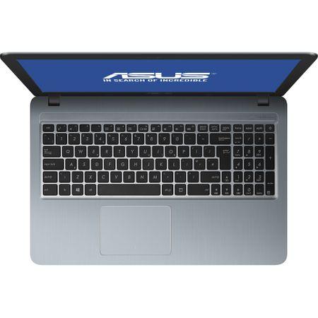 "Laptop ASUS X540MA cu procesor Intel® Celeron® N4000 pana la 2.6 GHz, 15.6"", Full HD, 4GB, 500GB HDD, Intel UHD Graphics 600, Endless OS, Silver Gradient (X540MA-GO358) 2"