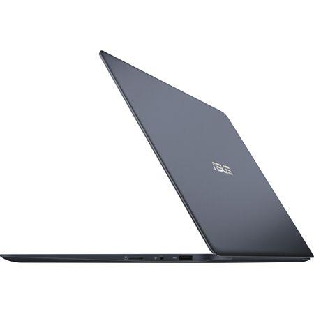 "Laptop ultraportabil ASUS ZenBook 13 UX331FAL-EG006T cu procesor Intel® Core™ i5-8265U pana la 3.90 GHz, Whiskey Lake, 13.3"", Full HD, 8GB, 256GB SSD, Intel® UHD Graphics 620, Microsoft Windows 10, Deep Dive Blue 11"
