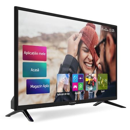 Televizor LED Smart Allview, 81 cm, 32ATS5000-H, HD, Clasa A+ [2]