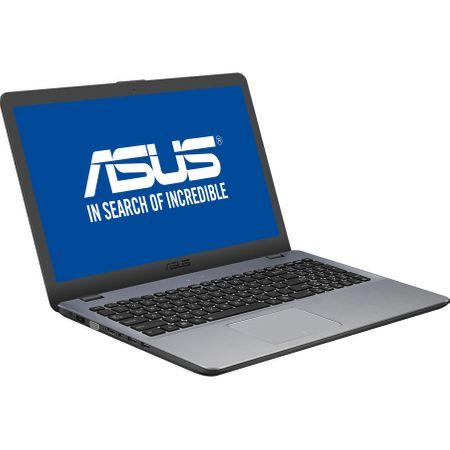 "Laptop ASUS VivoBook 15 X542UA-DM525 cu procesor Intel® Core™ i7-8550U pana la 4.00 GHz, Kaby Lake R, 15.6"", Full HD, 8GB, 256GB SSD, Intel UHD Graphics 620, Endless OS, Matt Dark Grey 3"