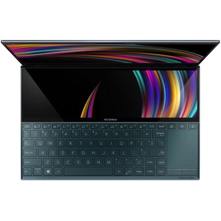 Laptop Asus ZenBook Duo UX481FA-BM011T, Intel® Core™ i7-10510U, 16GB DDR4, SSD 512GB, Intel® UHD Graphics, Windows 10 Home 10