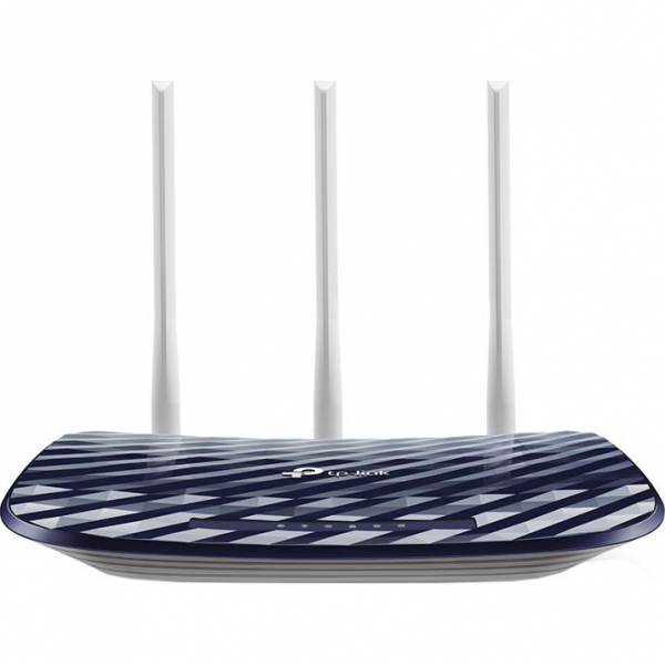 Router wireless AC750 TP-Link Archer C20, Dual Band 0