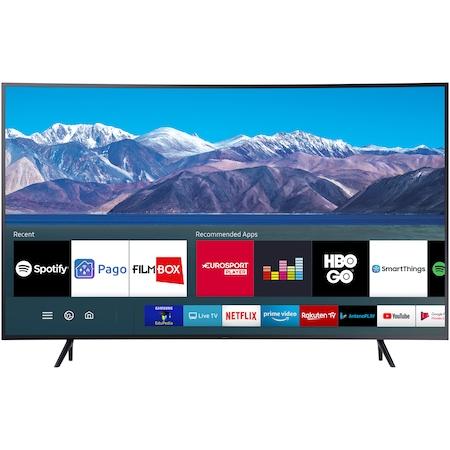 Televizor Samsung curbat 65TU8372, 163 cm, Smart, 4K Ultra HD LED, Clasa G [0]