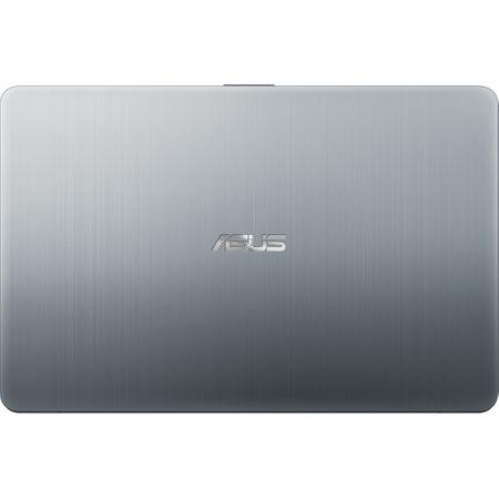 "Laptop ASUS X540MA cu procesor Intel® Celeron® N4000 pana la 2.6 GHz, 15.6"", Full HD, 4GB, 500GB HDD, Intel UHD Graphics 600, Endless OS, Silver Gradient (X540MA-GO358) 9"