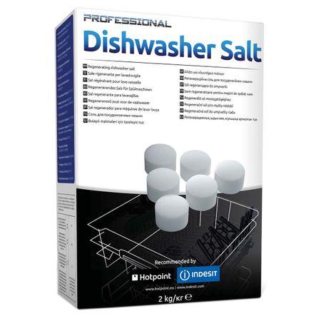 Tablete sare pentru masina de spalat vase, 2 kg C00092099 [0]
