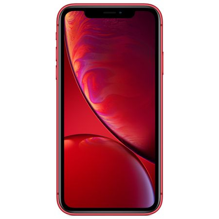 Telefon mobil Apple iPhone XR, 256GB, Red 0