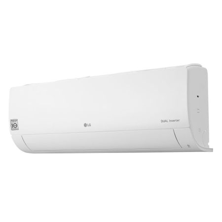 parat de aer conditionat LG Standard 18000 BTU, Clasa A++, Functie incalzire, 10 ani garantie compresor, Filtru protectie Dual, Controlul energiei active, S18EQ Dual Inverter, R32 3