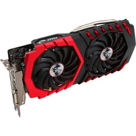 Placa video MSI Radeon RX 570 GAMING, 4GB GDDR5, 256 biti 3