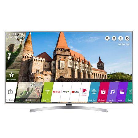 Televizor LED Smart LG, 177 cm, 70UK6950PLA, 4K Ultra HD 0