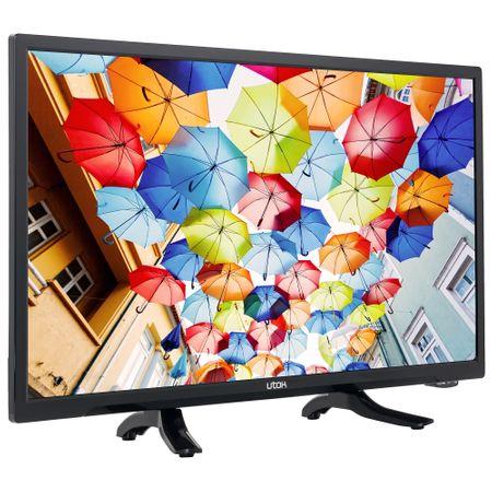 Televizor LED UTOK, 61 cm, U24HD2A, HD 2