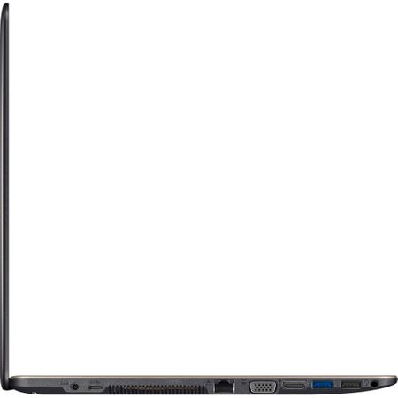 "Laptop ASUS X540LJ-XX403D cu procesor Intel® Core™ i3-5005U 2.00GHz, Broadwell™, 15.6"", 4GB, 500GB, DVD-RW, nVIDIA® GeForce® 920M 2GB, FreeDOS, Chocolate Black 8"