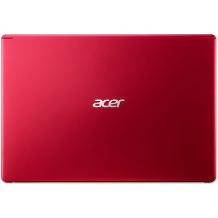 "Laptop Acer Aspire 5 A515-54-5990 cu procesor Intel® Core™ i5-8265U pana la 3.90 GHz, 15.6"", Full HD, 4GB, 256GB SSD, Intel® UHD Graphics 620, Endless OS, Red (NX.HFSEX.001) 7"