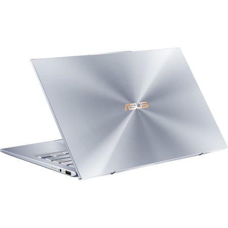 """Laptop ultraportabil ASUS UX392FA-AB002R cu procesor Intel® Core™ i7-8565U pana la 4.6 Ghz, 13.9"""", Full HD, 16GB, 512GB SSD M.2, Intel UHD Graphics 620, Windows 10 Pro, Utopia Blue 15"""