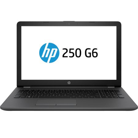 "Laptop HP 250 G6 cu procesor Intel® Core™ i3-7020U 2.30 GHz, Kaby Lake, 15.6"", 4GB, 500GB, Intel® HD Graphics 620, Free DOS, Dark Ash Silver"