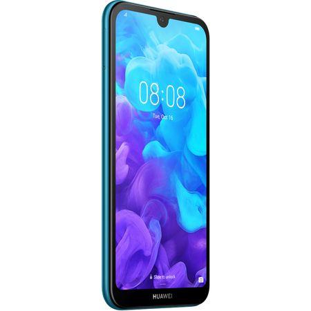 Telefon mobil Huawei Y5 2019, Dual SIM, 16GB, 4G, Blue (51093SGV) 5