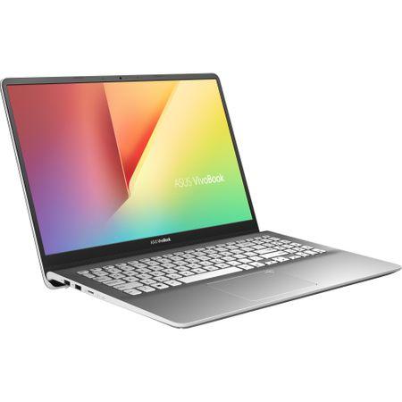 "Lapto ASUS VivoBook S15 S530UA-BQ211 cu procesor Intel® Core™ i7-8550U pana la 4.00 GHz, Kaby Lake R, 15.6"", Full HD, 8GB, 256GB SSD, Intel® UHD Graphics 620, Free DOS, Gun Metal 10"
