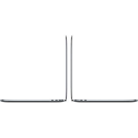 Laptop Apple MacBook Pro 15 (mr932ro/a), ecran Retina, Touch Bar, procesor Intel® Core™ i7 2.20 GHz, 16GB, 256GB SSD, Radeon Pro 555X W 4GB, macOS High Sierra, ROM KB, Space Grey 3