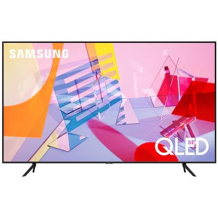 Televizor Samsung 58Q60T, 146 cm, Smart, 4K Ultra HD, QLED, Clasa A+ 3