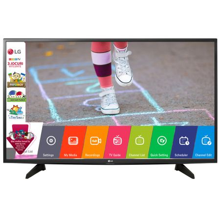 Televizor LED Game TV LG, 108 cm, 43LK5100PLA, Full HD