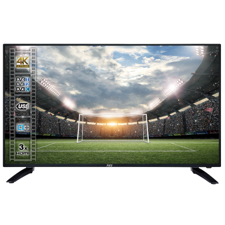 Televizor LED NEI, 102 cm, 40NE6000, 4K Ultra HD