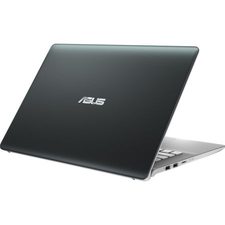 "Laptop ultraportabil ASUS VivoBook S14 S430FA-EB008T cu procesor Intel® Core™ i5-8265U pana la 3.90 GHz, Whiskey Lake, 14"", Full HD, 8GB, 256GB SSD, Intel® UHD Graphics 620, Microsoft Windows 10, Gun Metal 7"