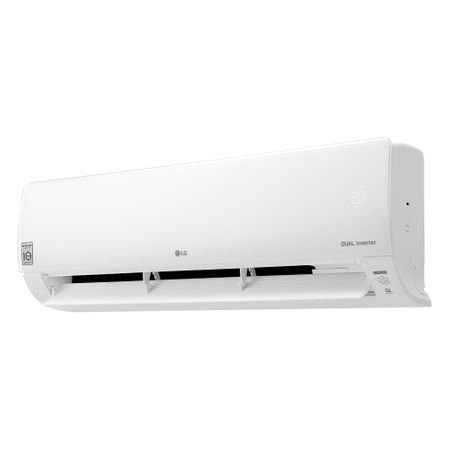 Aparat de aer conditionat LG Deluxe 9000 BTU Wi-Fi, Clasa A++, Functie incalzire, Control prin internet, 10 ani garantie compresor, Plasmaster Ionizer Plus, Filtru de protectie Dual, Controlul energiei active, DC09RQ Dual Inverter, R32 9