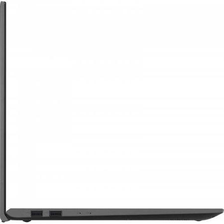 "Laptop ASUS VivoBook 15 X512FA-EJ1018, 15.6"" FHD, Intel Core i5-8265U (6M Cache, up to 3.90 GHz), Intel UHD Graphics 620, 8GB DDR4, SSD 512GB M.2 NVME, NO ODD, Slate Gray, FARA OS 5"