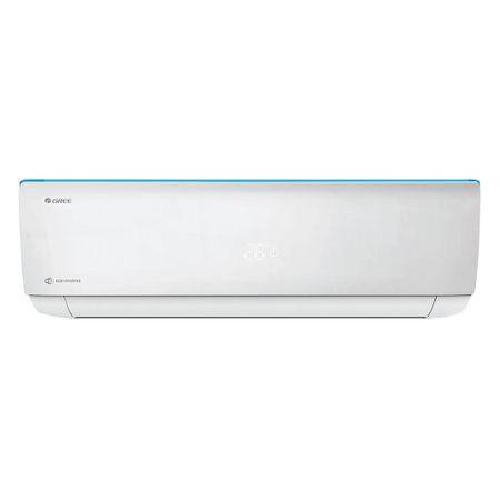Aparat de aer conditionat, Gree Bora A4 Silver GWH18AAD-K6DNA4B 18000 BTU, Clasa A++, G10 Inverter, Buton Turbo, Auto-diagnoza, Wi-FI, Display 0