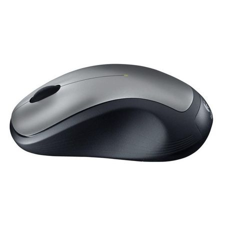 Mouse wireless Logitech M310 New Generation, argintiu (910-003986)