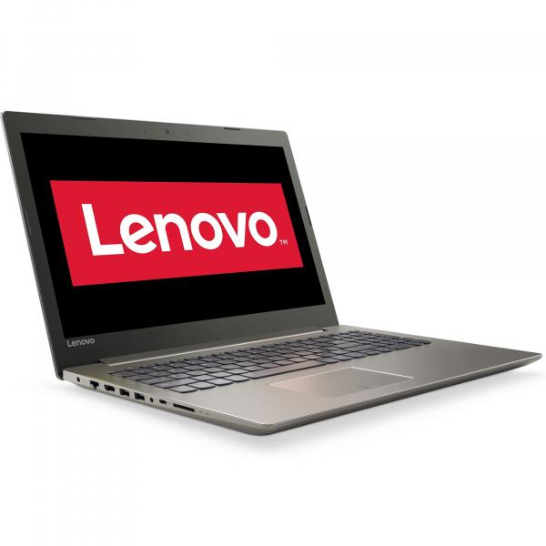 Laptop Lenovo IdeaPad 520-15IKB cu procesor Intel® Core™ i7-7500U 2.70 GHz, Kaby Lake, 4GB, 1TB, DVD-RW, nVIDIA 940MX 2GB, Free DOS, IRON Grey 2