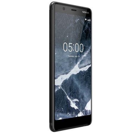 Telefon mobil Nokia 5.1 (2018), Dual SIM, 16GB, 4G, Black (11CO2B01A07) 6