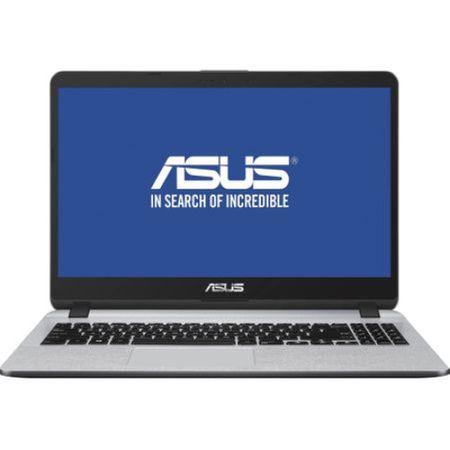 """Laptop ASUS X509FA-EJ078 cu procesor Intel® Core™ i5-8265U pana la 3.9 GHz, 15.6"""", Full HD, 8GB, 512 GB SSD M.2, fara unitate DVD, fara port retea RJ-45, Intel UHD Graphics 620, Endless OS, culoare Gri 0"""