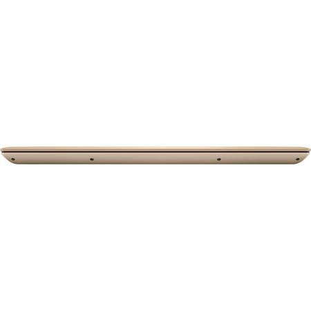 "Laptop ultraportabil Lenovo IdeaPad 520S-14IKB cu procesor Intel® Core™ i3-7100U 2.30 GHz, Kaby Lake, 14"", 4GB, 1TB, Intel HD Graphics, Microsoft Windows 10, Golden 3"