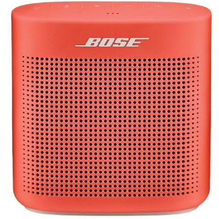 Boxa Bluetooth Bose SoundLink Color II, Coral Red 0