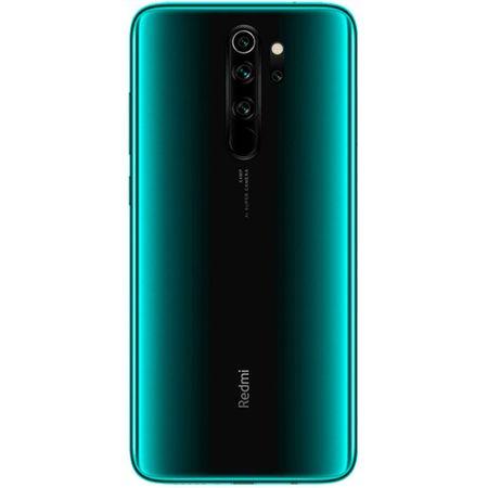 Telefon mobil Xiaomi Redmi Note 8 Pro, Dual SIM, 64GB, 6GB RAM, 4G, Forest Green (26142.RO) 4