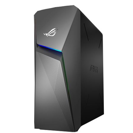 Sistem Desktop PC ASUS GL10CS-RO008T cu procesor Intel® Core™ i7-8700, 3.2GHz, 8GB DDR4, 1TB HDD, 256GB SSD, GeForce GTX 1060 6GB GDDR5, Windows 10, Black