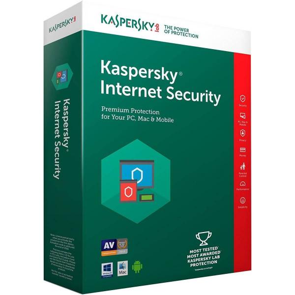 Kaspersky Internet Security 1 an 1 utilizator Reinnoire Box (KL1939X5AFR- DDXBK5BBM 0