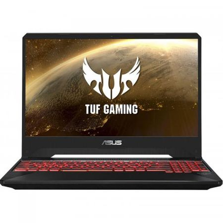 "Laptop Gaming ASUS TUF Gaming FX505DT-AL027, 15.6"" FHD, IPS, AMD Ryzen 7 3750H (4M+2M Cache, up to 4.0 GHz, 4 CORE), NVIDIA GeForce GTX 1650 4GB GDDR5, 8GB DDR4, SSD 512GB, NO ODD, NO OS 0"