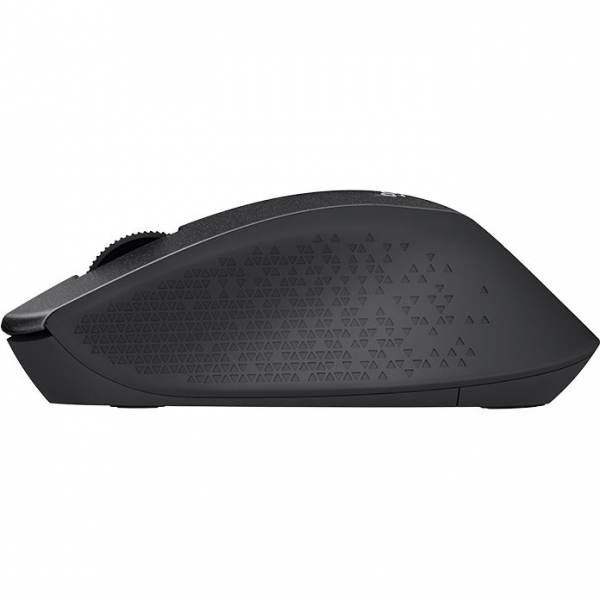 Mouse Logitech M330 Silent Plus, Wireless, Black 4