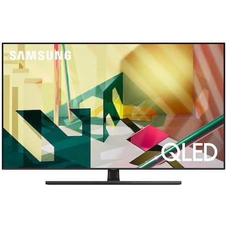 Televizor Samsung 75Q70T, 189 cm, Smart, 4K Ultra HD, QLED, Clasa A 1