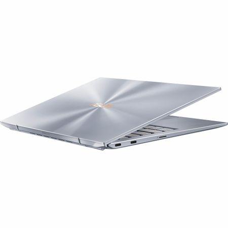 """Laptop ultraportabil ASUS UX392FA-AB002R cu procesor Intel® Core™ i7-8565U pana la 4.6 Ghz, 13.9"""", Full HD, 16GB, 512GB SSD M.2, Intel UHD Graphics 620, Windows 10 Pro, Utopia Blue 17"""