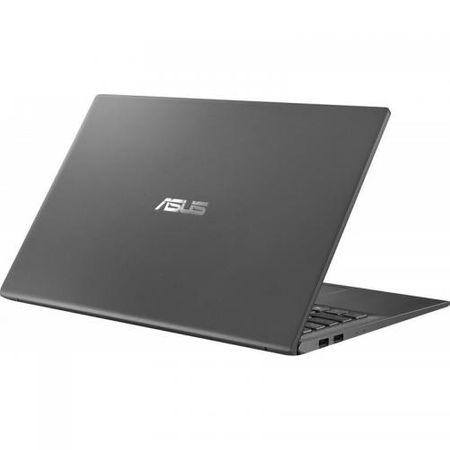 "Laptop ASUS VivoBook 15 X512FA-EJ1018, 15.6"" FHD, Intel Core i5-8265U (6M Cache, up to 3.90 GHz), Intel UHD Graphics 620, 8GB DDR4, SSD 512GB M.2 NVME, NO ODD, Slate Gray, FARA OS 4"