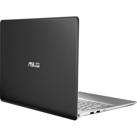"Lapto ASUS VivoBook S15 S530UA-BQ211 cu procesor Intel® Core™ i7-8550U pana la 4.00 GHz, Kaby Lake R, 15.6"", Full HD, 8GB, 256GB SSD, Intel® UHD Graphics 620, Free DOS, Gun Metal 13"