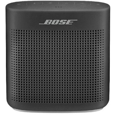 Boxa Bluetooth Bose SoundLink Color II, Soft Black, 752195-0100 0