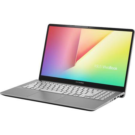 "Lapto ASUS VivoBook S15 S530UA-BQ211 cu procesor Intel® Core™ i7-8550U pana la 4.00 GHz, Kaby Lake R, 15.6"", Full HD, 8GB, 256GB SSD, Intel® UHD Graphics 620, Free DOS, Gun Metal 12"