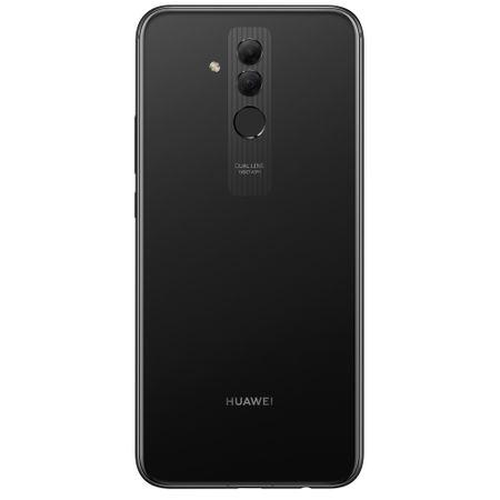 Telefon mobil Huawei Mate 20 Lite, Dual SIM, 64GB, 4G, Black 2