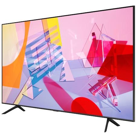 Televizor Samsung 58Q60T, 146 cm, Smart, 4K Ultra HD, QLED, Clasa A+ 1