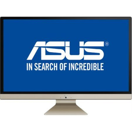 "Sistem All-in-One ASUS V272UAK-BA020D cu procesor Intel® Core™ i7-8550U pana la 4 GHz, Non touch, Kaby Lake R, 27"", Full HD, 8GB,128GB SSD + 1TB HDD, fara unitate optica,Intel UHD Graphics 620, Endless OS, Black, Mouse + Tastatura 0"