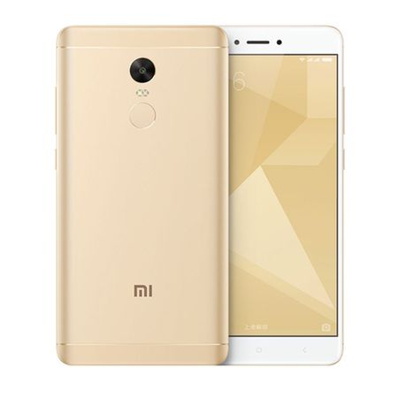 Telefon mobil Xiaomi Redmi Note 4X, Deca-core, Dual Sim, 64GB, 4GB, 4G, Gold (NOTE 4X)